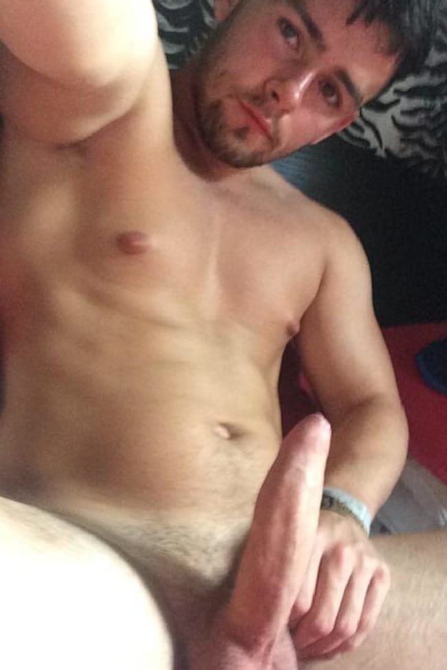 Nude Man With A Beautiful Hard Cock - Nude Boys And Men