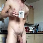 Very Sexy Nude Man With A Big Cock
