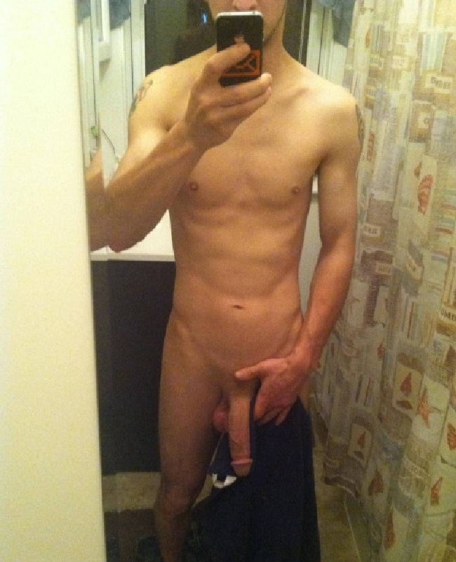 Long Shaved Cock