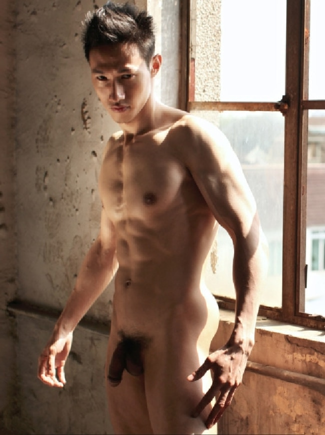 Champion hot asian man nude Sexy ass and